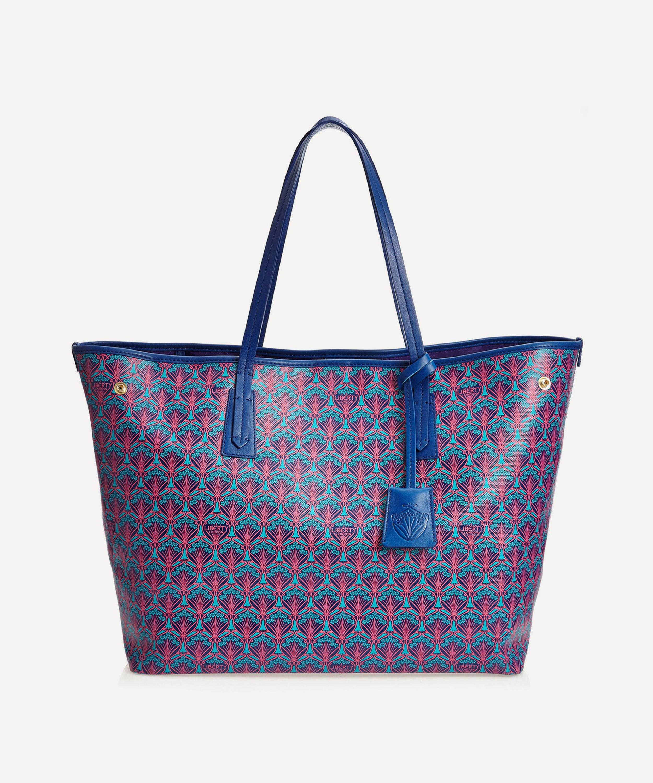 Marlborough Tote Bag in Iphis Canvas | Liberty London