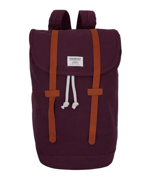 Purple Stig Backpack