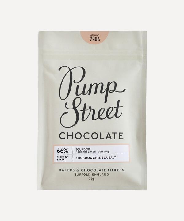 Venezuela Patanemo 66% Sourdough and Sea Salt Chocolate
