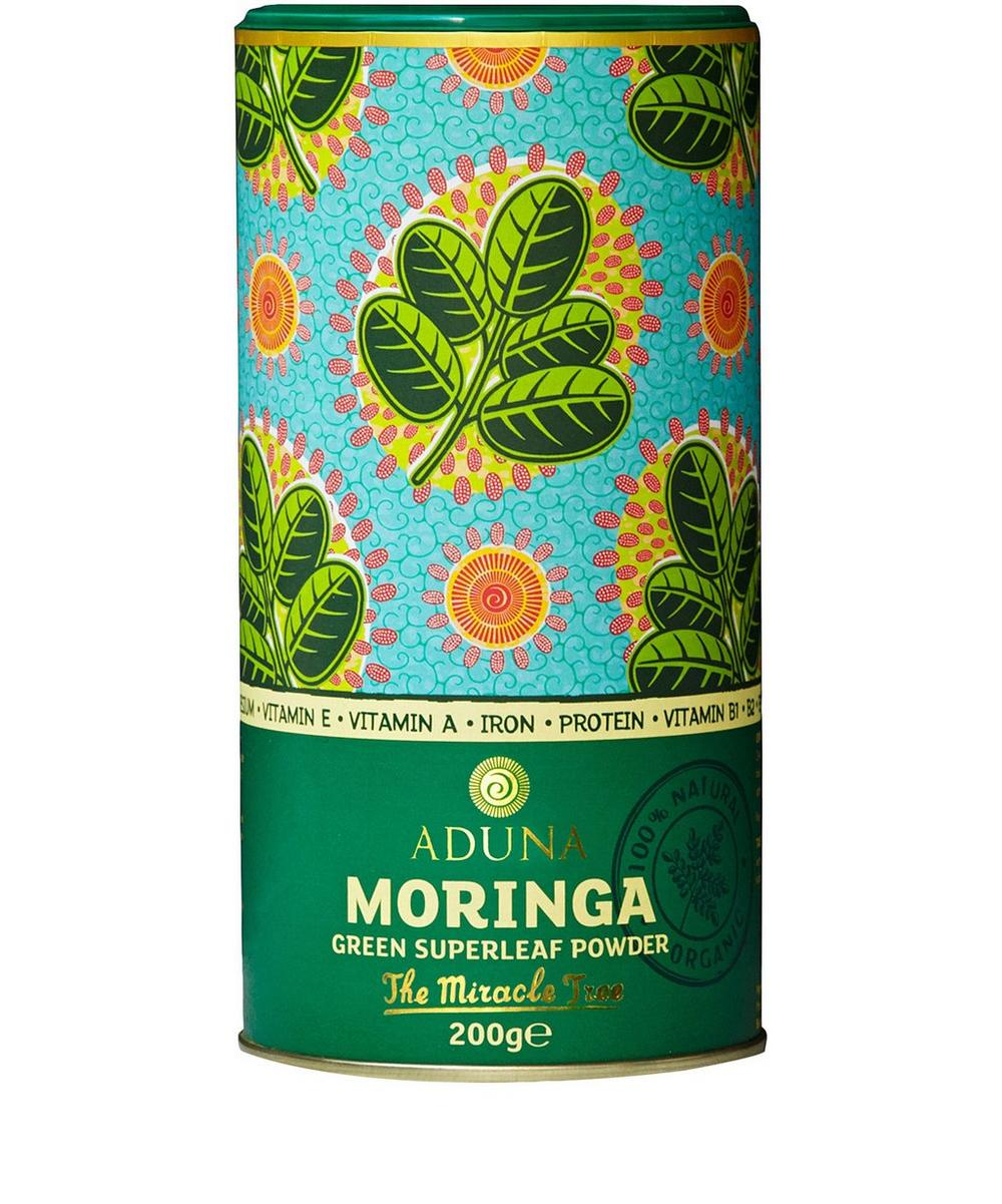 Moringa Green Superleaf Powder Loose 200g