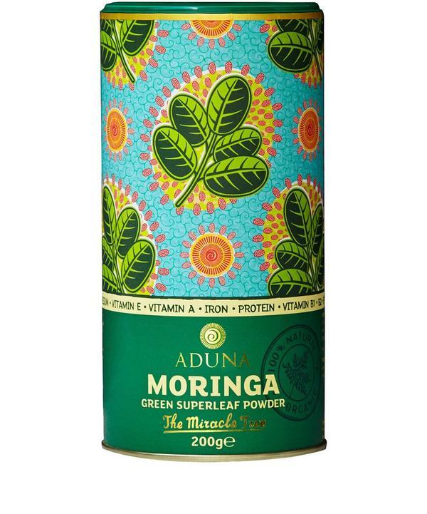 Moringa Green Superleaf Powder Loose 200g