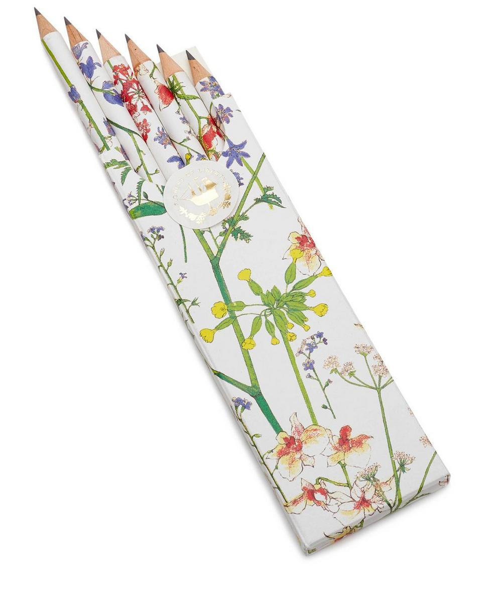 Liberty Print Pencil Set