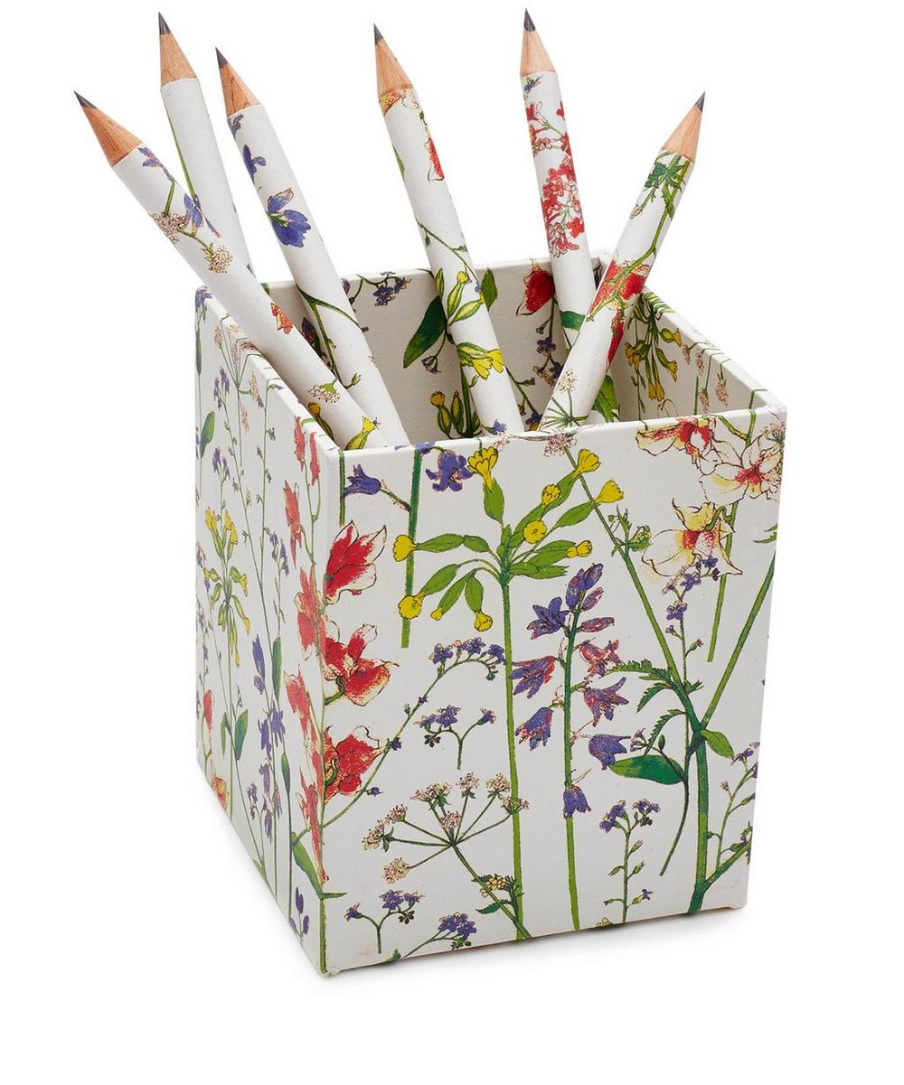 Liberty Print Pencil Holder