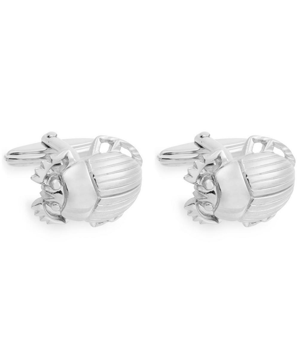 Beetle Cuff Links