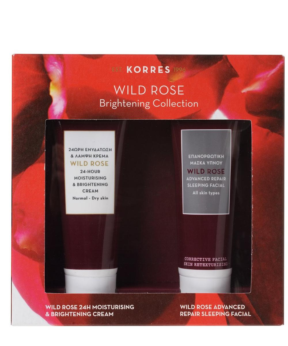 Wild Rose Mini Brightening Skincare Kit