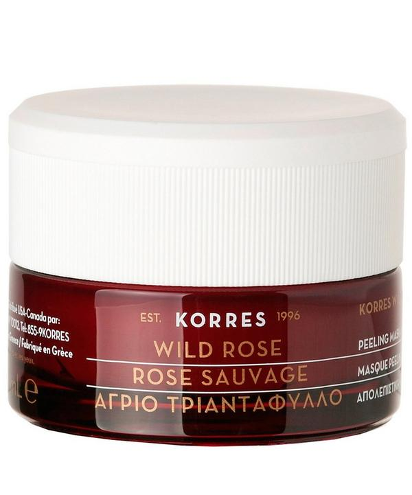 Wild Rose Face Mask AHA 40ml