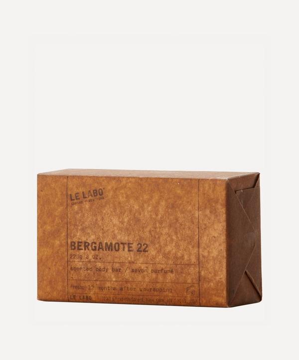 Bergamote 22 Soap 225g