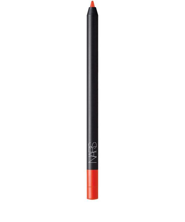 Velvet Lip Liner in Playa Dorado Vibrant Orange Red