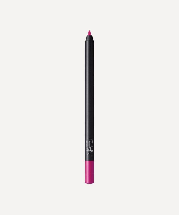 Velvet Lip Liner in Costa Smeralda Shocking Pink