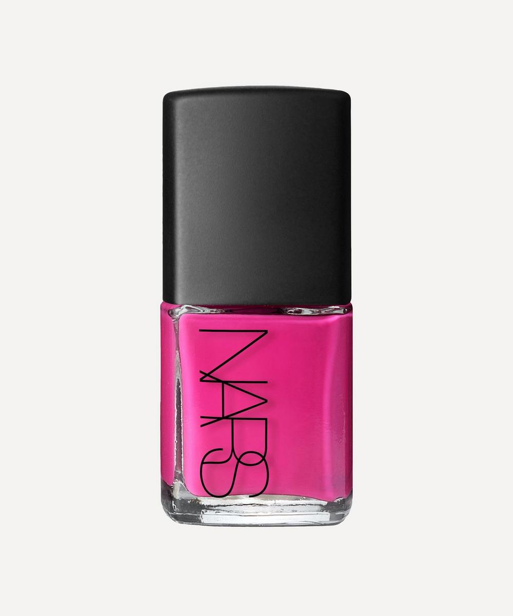 Nail Polish in Schiap Shocking Pink