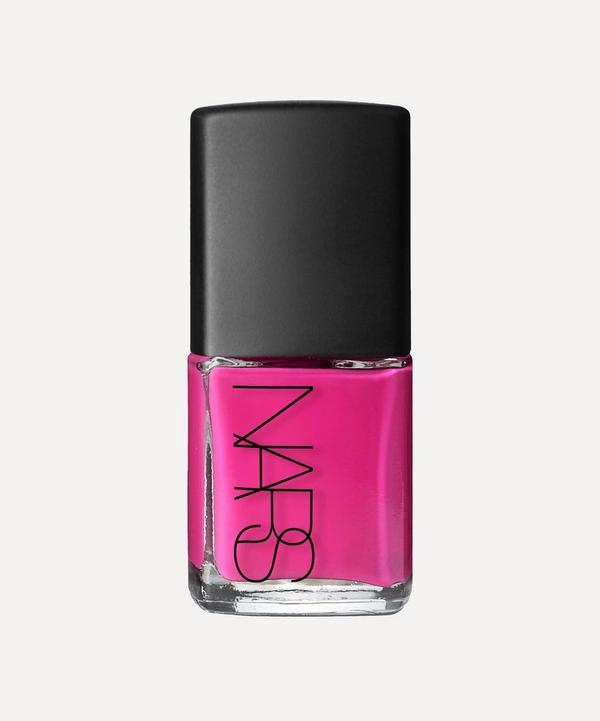 Nail Polish in Schiap Shocking Pink