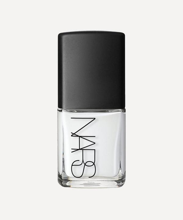 Nail Polish in Ecume White