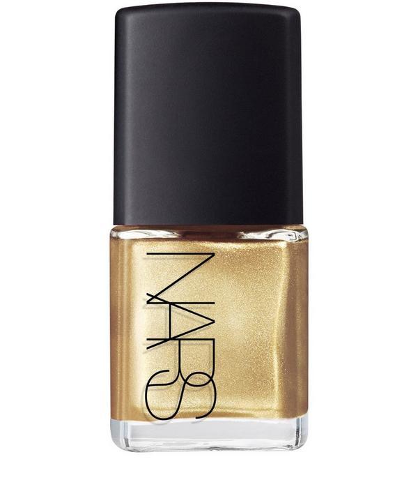 Nail Polish in Milos Rich Gold