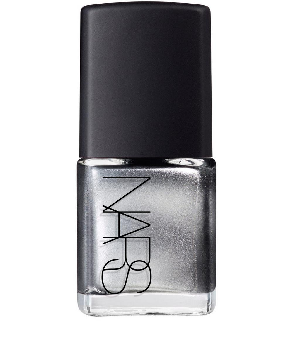 Nail Polish in Amarapura Silver Chrome