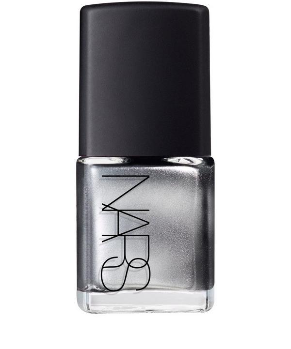 Nail Polish in Amarapura Silver Chrome