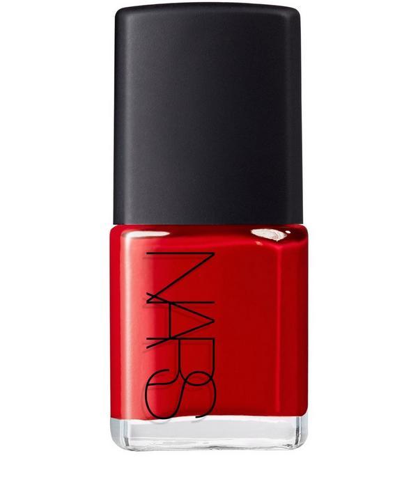 Nail Polish in Torre del Ora Cherry Red