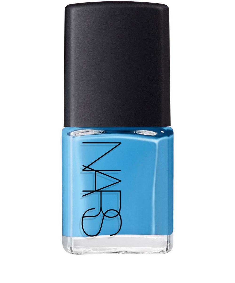 Nail Polish in Ikiru Light Blue