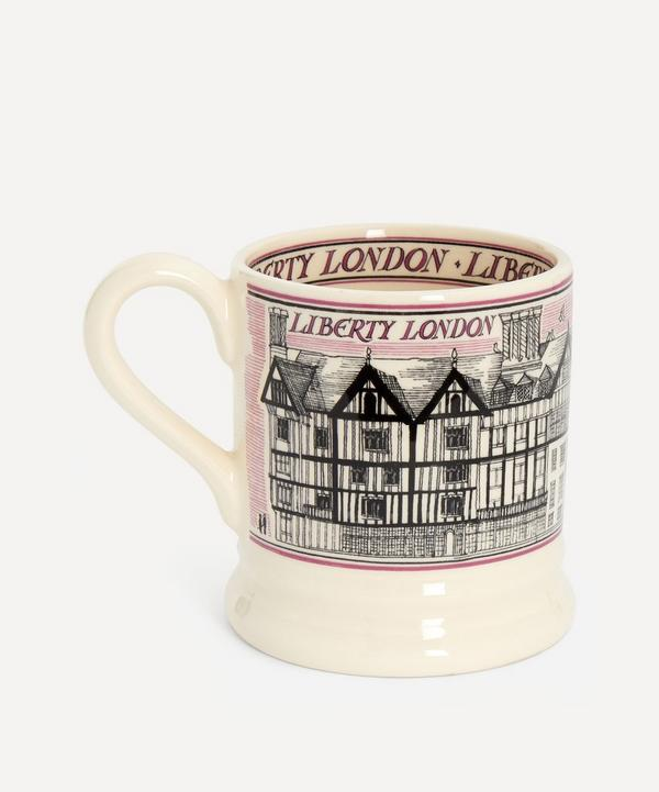 Liberty Building Half Pint Mug