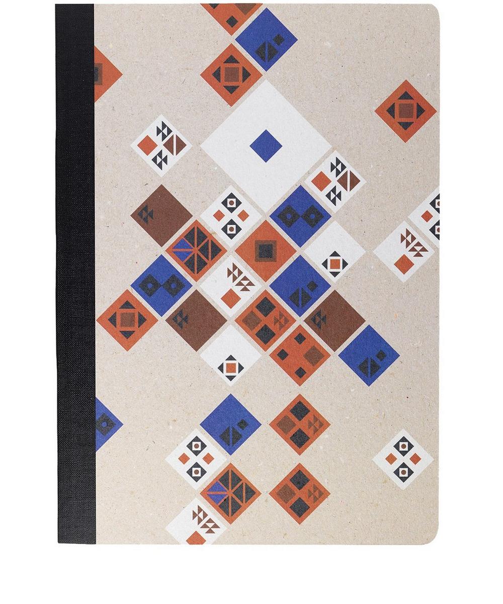 Rhombus A5 Notebook