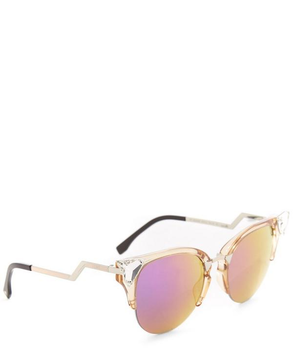Iridia Acetate Sunglasses