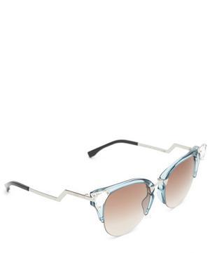 Iridia Acetate Sunglasses