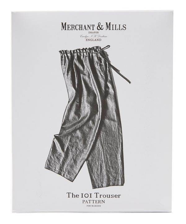 The 101 Trouser Pattern