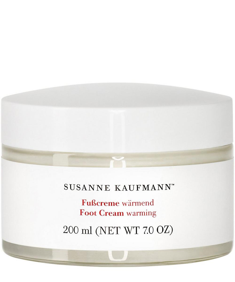 WARMING FOOT CREAM 200ML