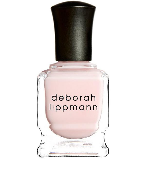 Nail Polish in Baby Love Sheer Baby Doll Pink