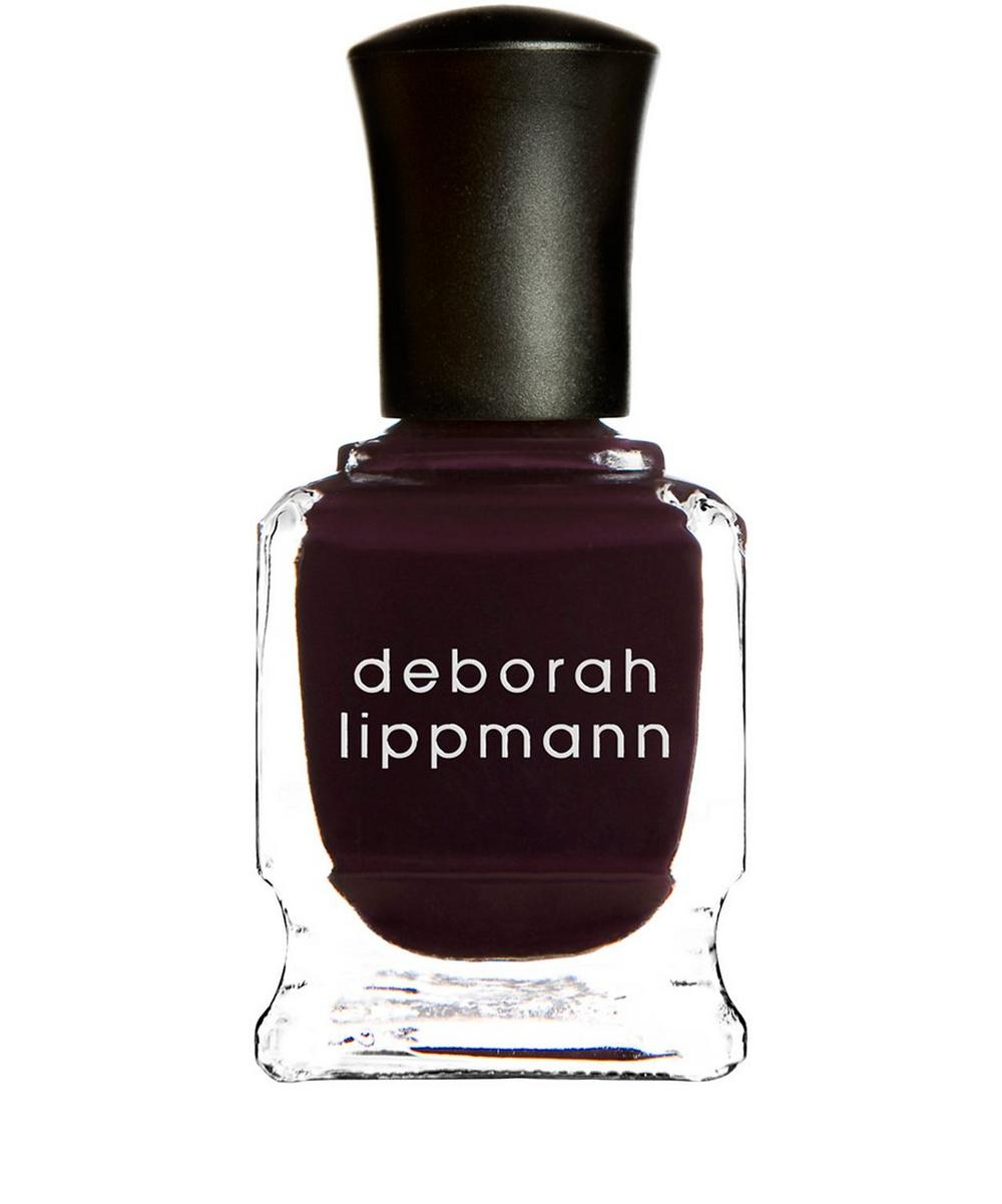 Nail Polish in Dark Side of the Moon Crème Absolute Aubergine