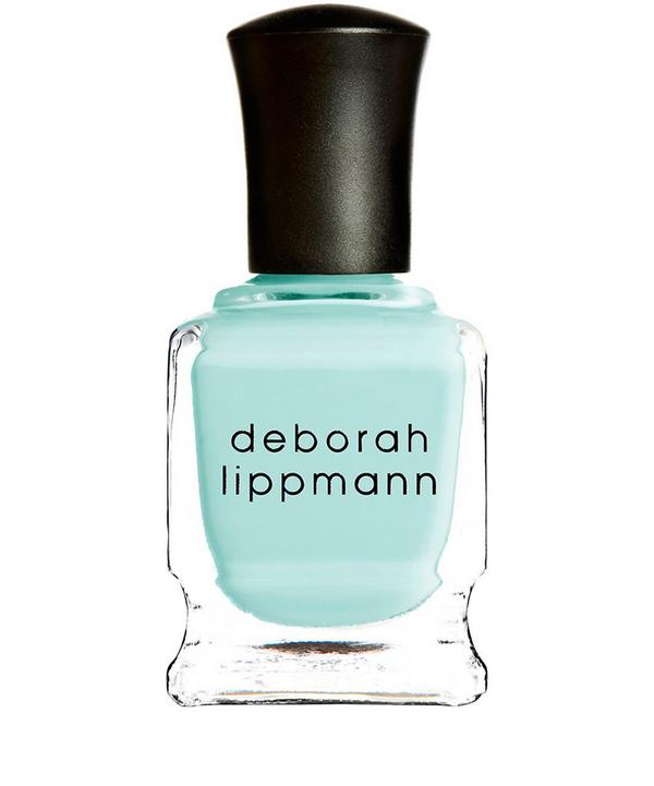 Nail Polish in Flowers in Her Hair Crème Magnificent Mint Medley