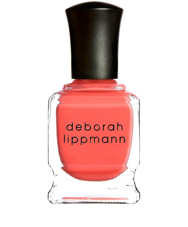 Nail Polish in Girls Just Want to Have Fun Crème Carefree Coral