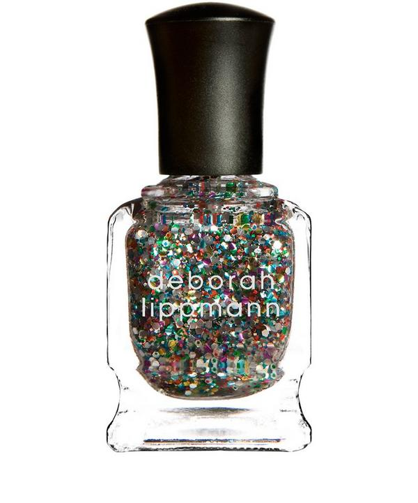 Nail Polish in Happy Birthday Glitter Party in a Bottle