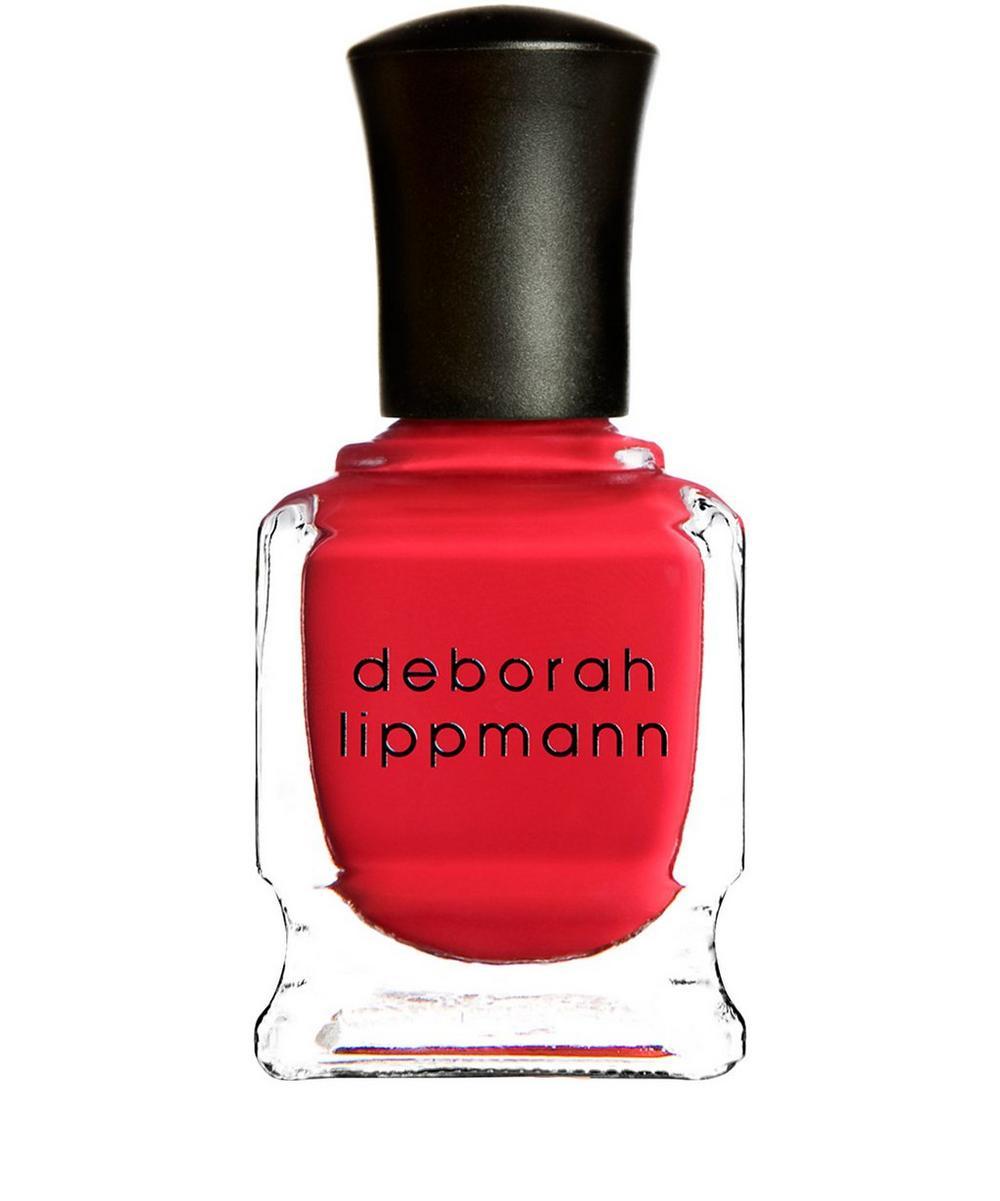 Nail Polish in It's Raining Men Crème Timeless Parisian Red