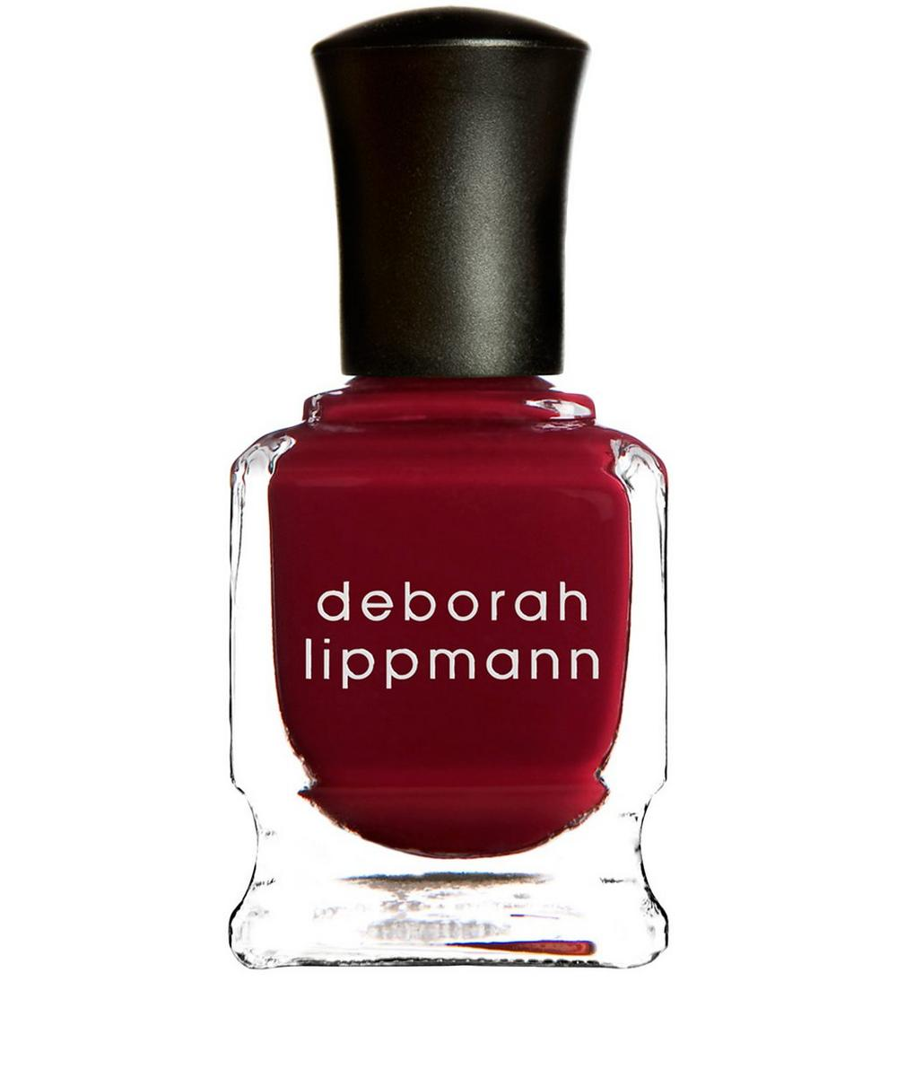 Nail Polish in Lady is a Tramp Creme Classic Sanguine Red