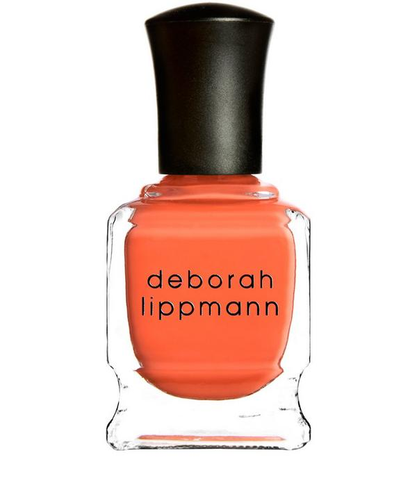 Nail Polish in Lara's Theme Crème Double Dutch Orange