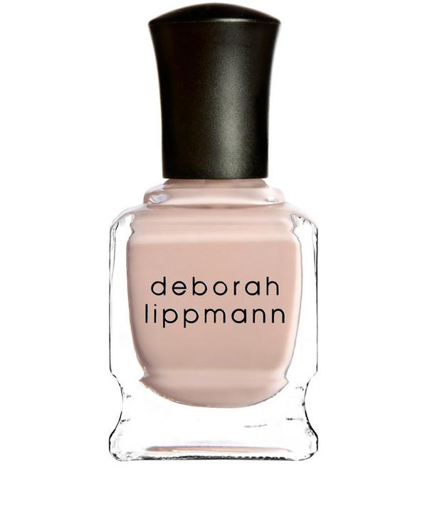 Nail Polish in Naked Sheer Clean Bare Beige