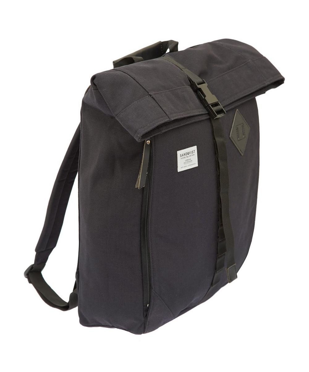 Eddy Roll-Top Backpack