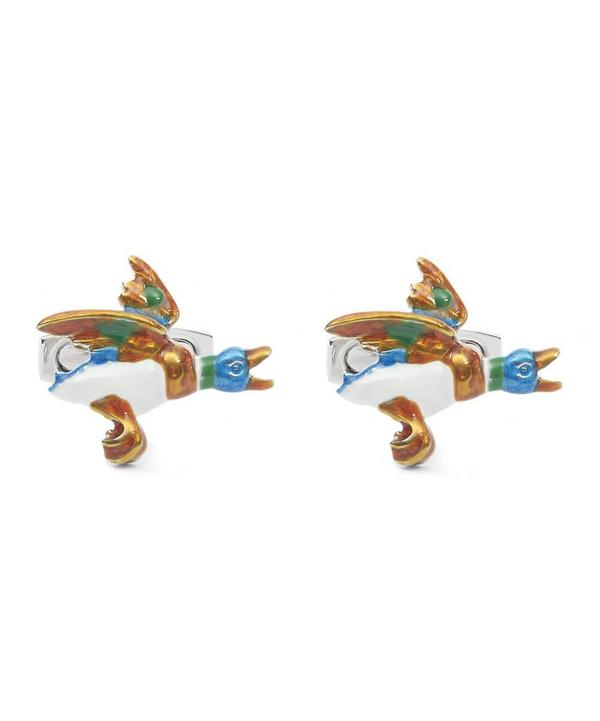 Flying Duck Cufflinks