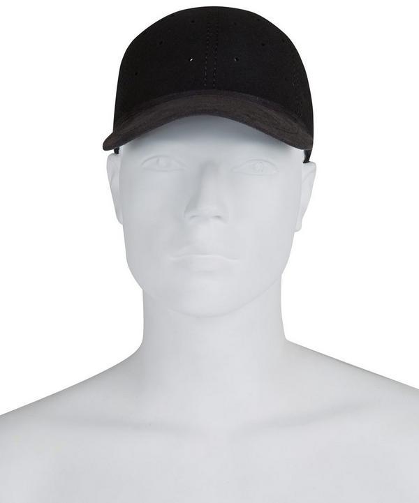 Perforated British Ball Cap