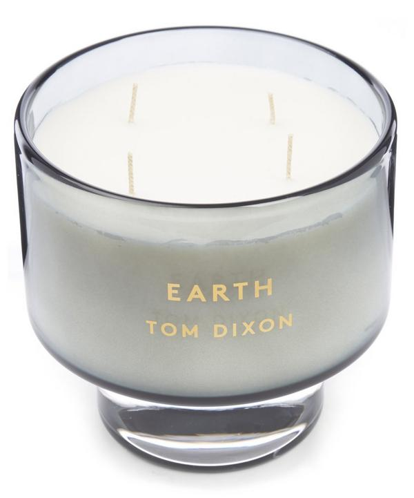 Large Earth Candle