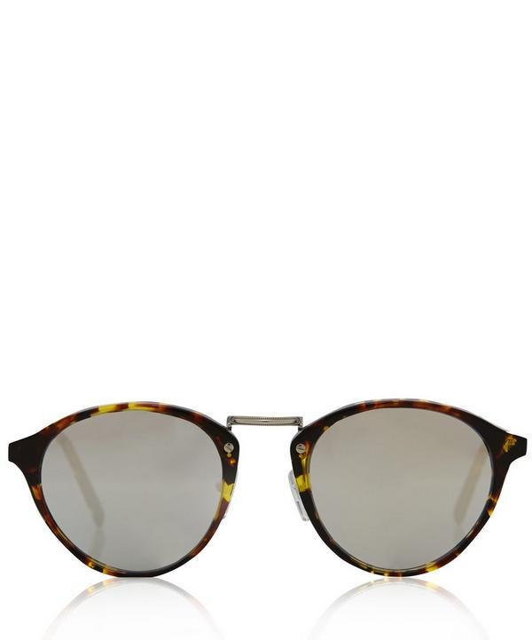 Audacia Tortoiseshell Sunglasses