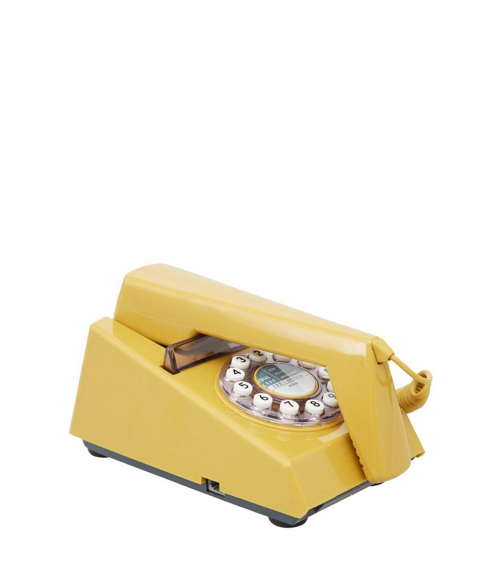 Old Gold Trim Phone
