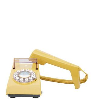 Old Gold Trim Phone