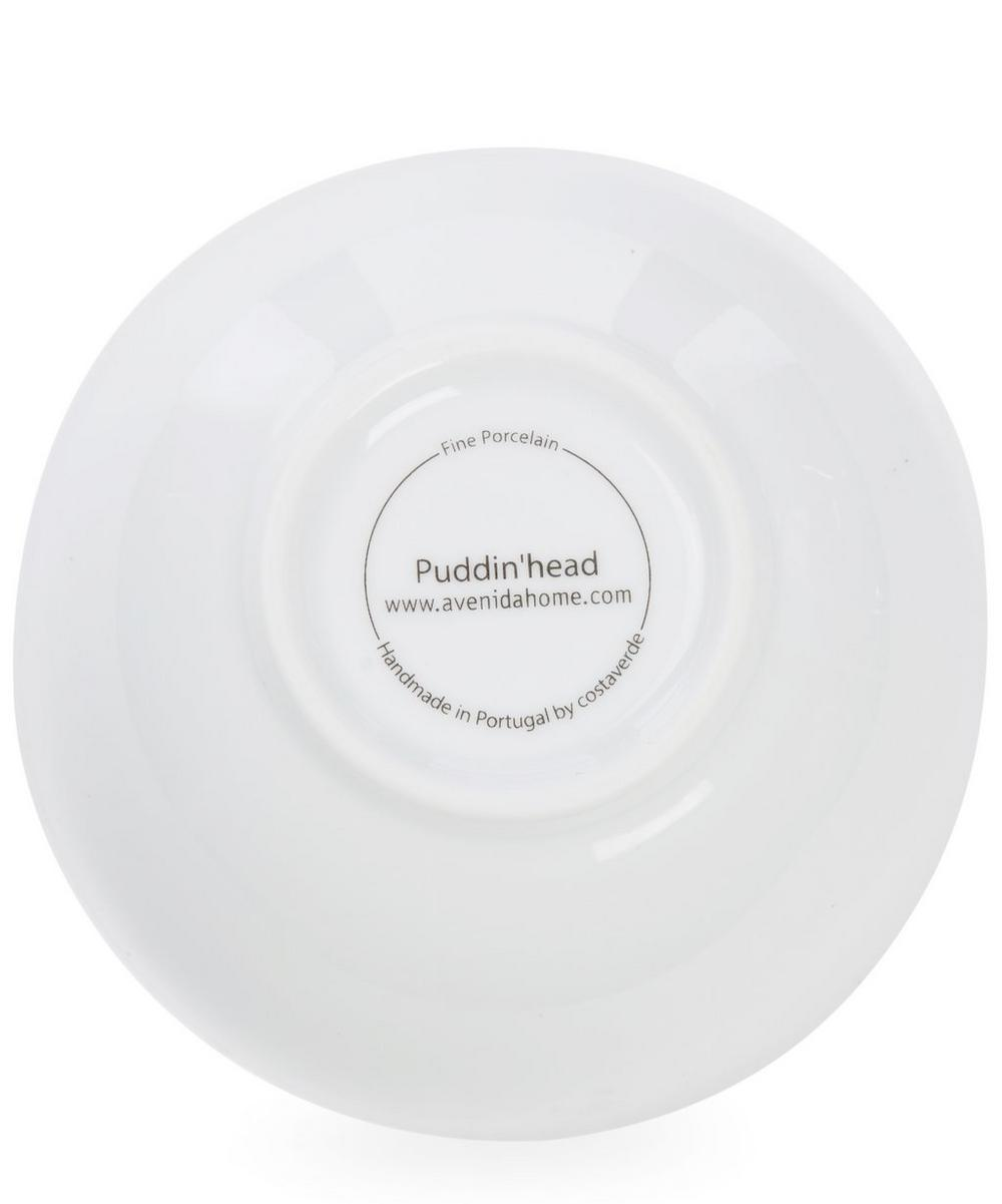 Elephant Porcelain Bowl