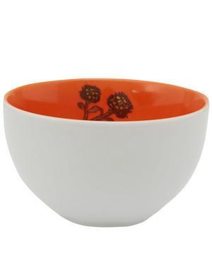 Rabbit Porcelain Bowl