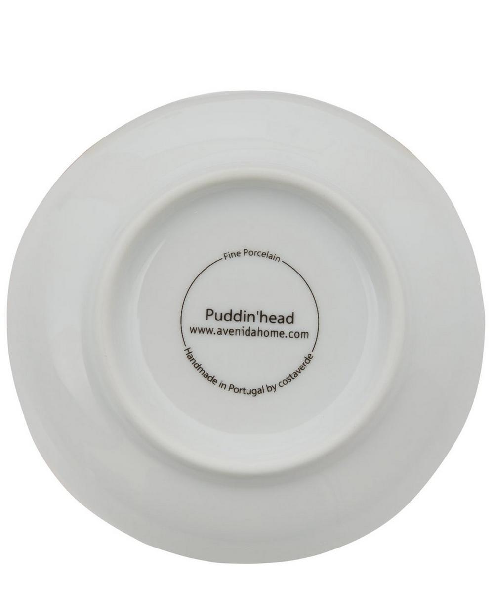 Small Rabbit Porcelain Plate