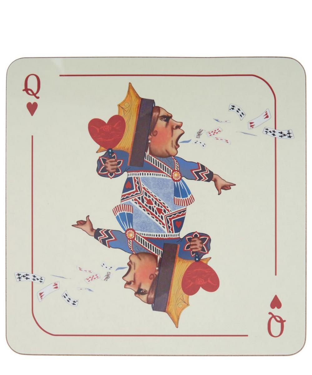 Queen Print Melamine Placemat