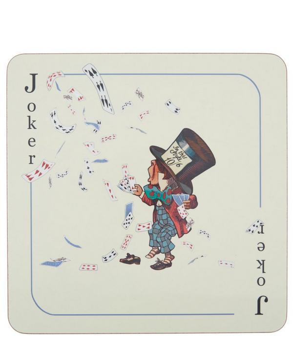 Joker Print Melamine Placemat