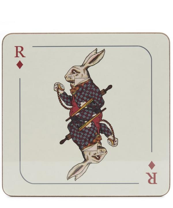 Rabbit Print Melamine Placemat