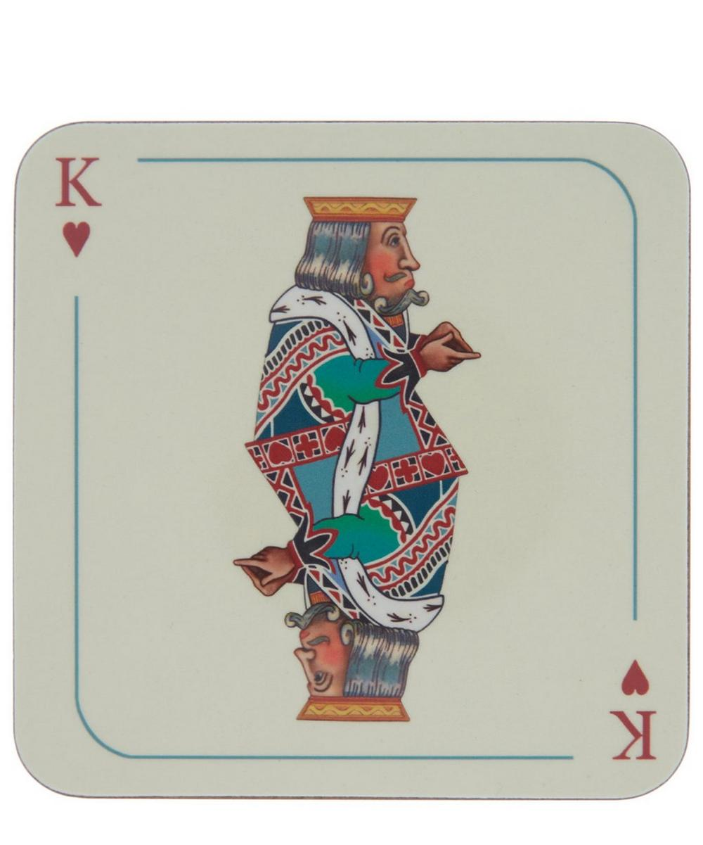 King Print Melamine Coaster